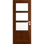 Interiérové dveře s povrchovou úpravou CPL laminát
