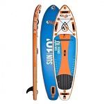 Paddleboardy, nafukovací čluny